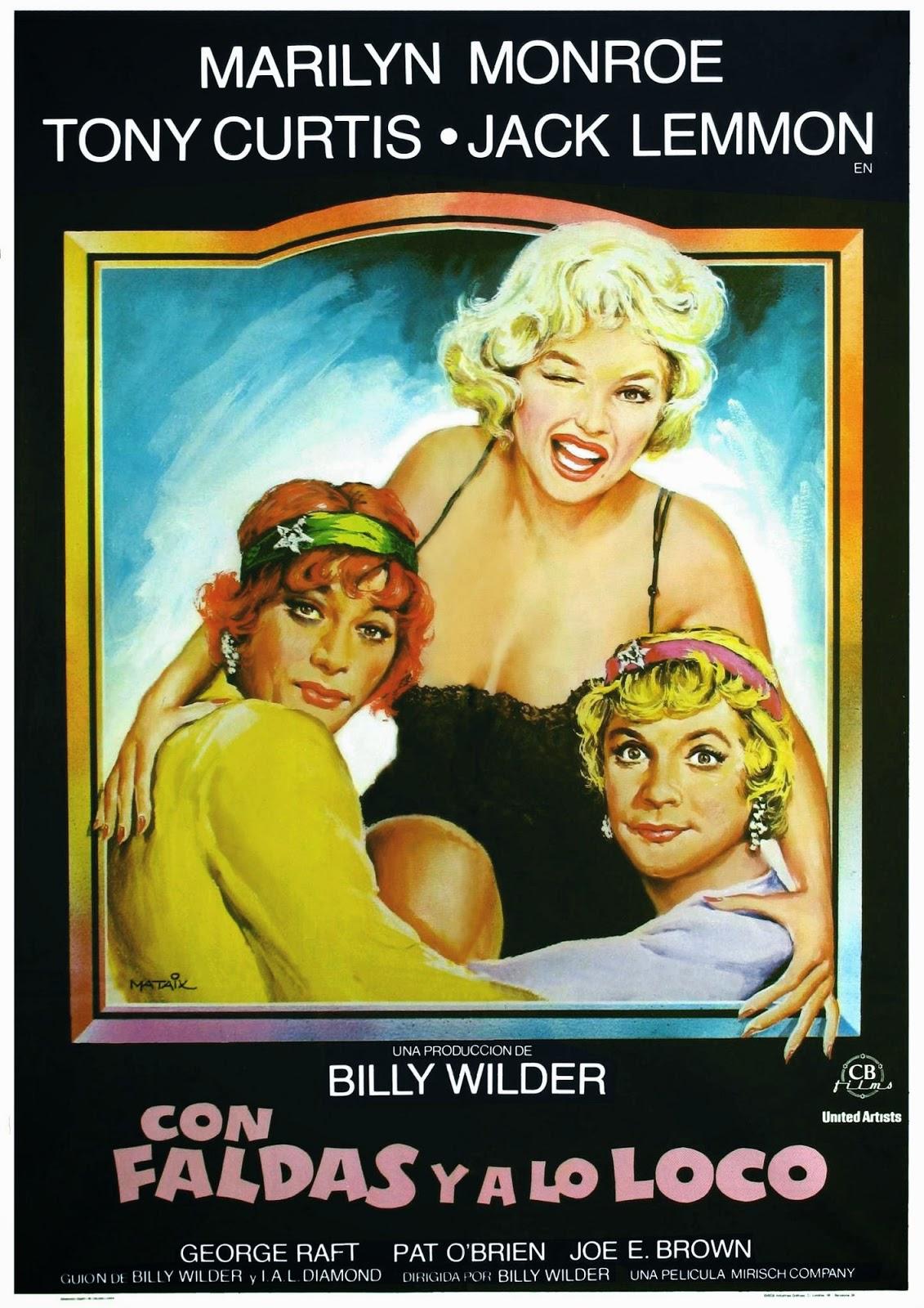Con faldas y a lo loco (1959) Descargar y ver Online Gratis