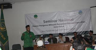 PW PUI Jabar Gelar Seminar Nasional
