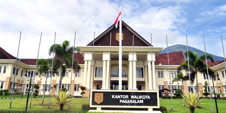 Kantor Walikota Pagaralam