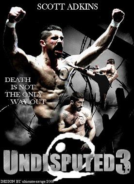 Undisputed 3 Redemption [Invicto 3] DVDRip Español Latino
