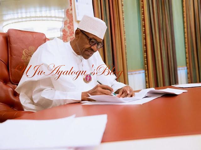 Buhari's secret 2019 morale boosters