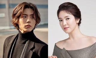Nama Foto dan Biodata Pemain Encounter atau Boyfriend drama korea
