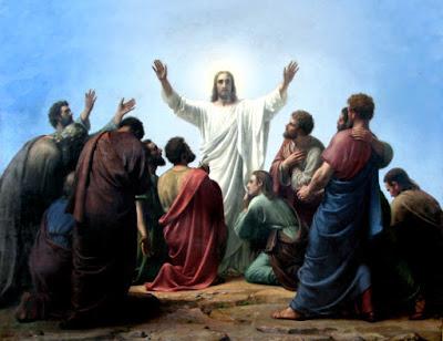 Ascensión de Jesus