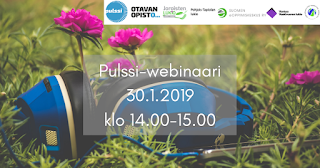 Pulssi-webinaari 30.1.2019 klo 14-15