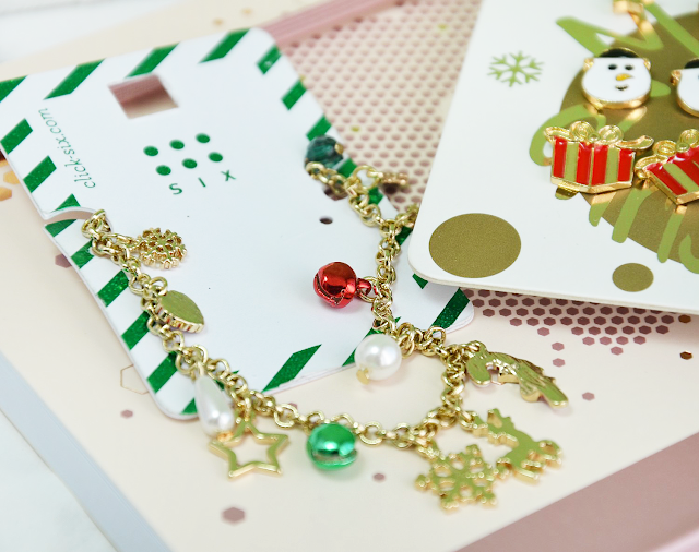 Christmas Jewerly from C&A and Primark