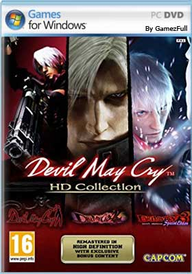 Devil May Cry HD Collection PC [Full] Español [MEGA]
