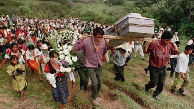 A 20 años de Acteal, sobreviviente afirma: Nos dicen que perdonemos pero no podemos olvidar