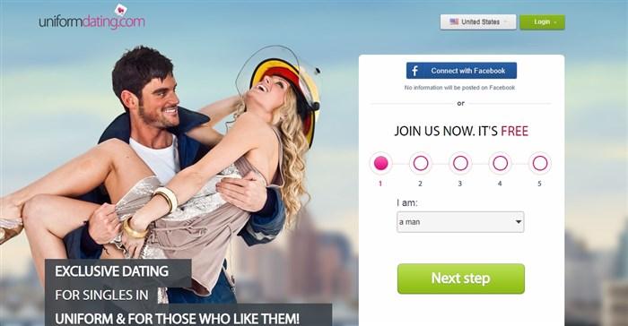 How do you delete a uniform dating account
