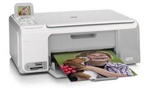HP Photosmart C4100 Télécharger Pilote