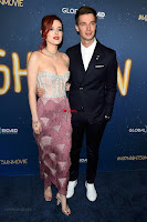 Bella Thorne looks stunnign in a designer gown at the Premiere of Midnight Sun ~  Exclusive Galleries 017.jpg