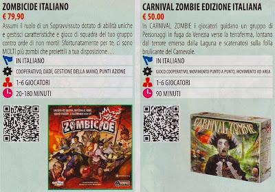 Zombicide e Carnival Zombie