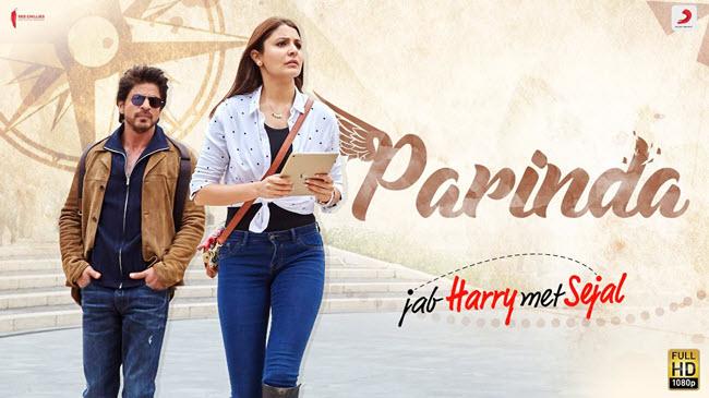 Parinda Lyrics - Pardeep Singh Sran