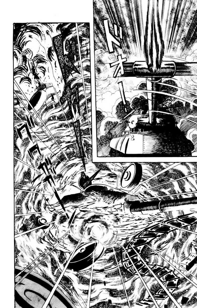 DevilMan chapter 17 trang 34