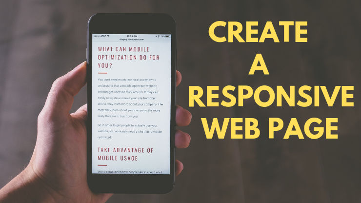 feature-rich and responsive design