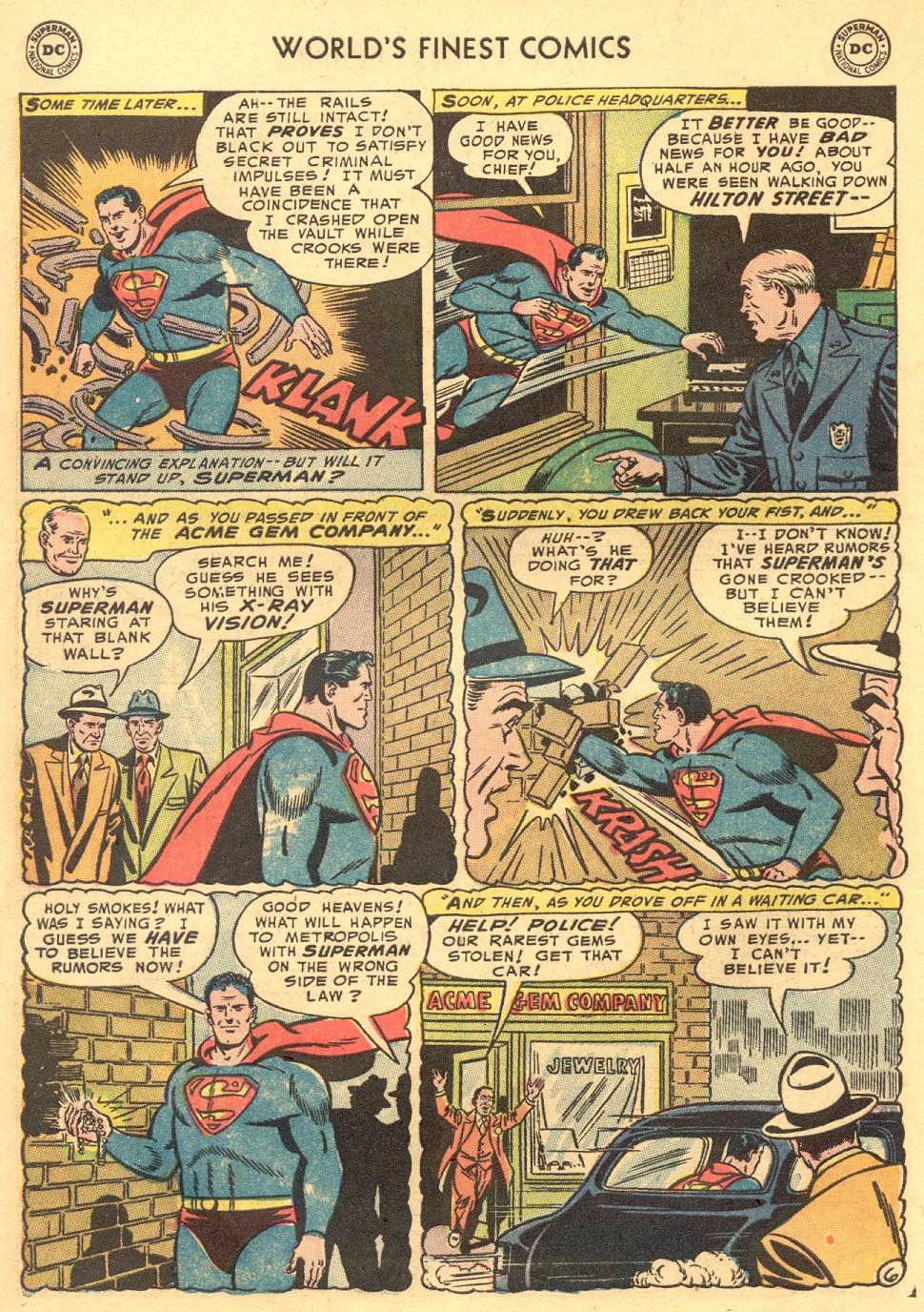 Read online World's Finest Comics comic -  Issue #70 - 8