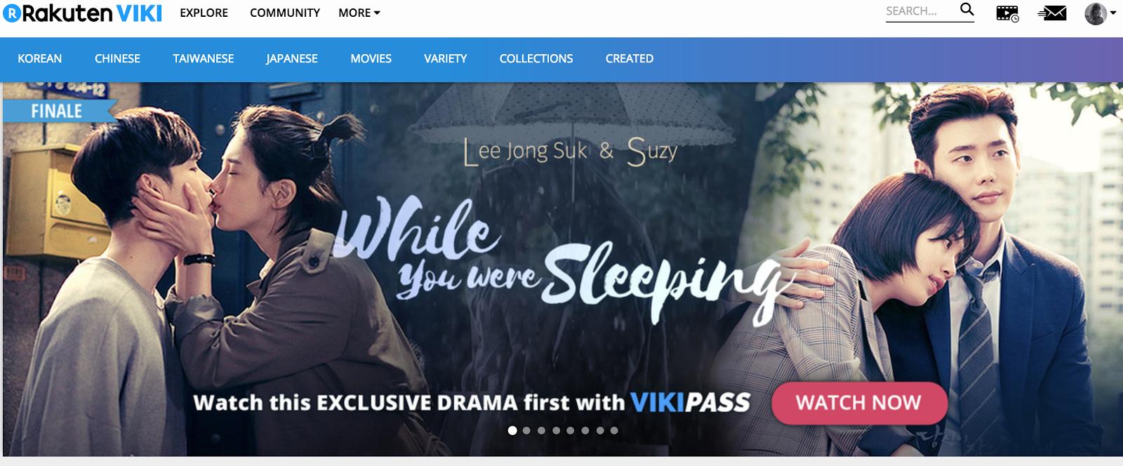 VIKI - The Place For Korean Entertainment | ANNA HELENE