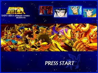Saint Seiya Mugen PC Games 2.0 [Update]