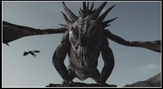 Merlin Dragon: DZ Crew: 52 Dragon Movie Challenge