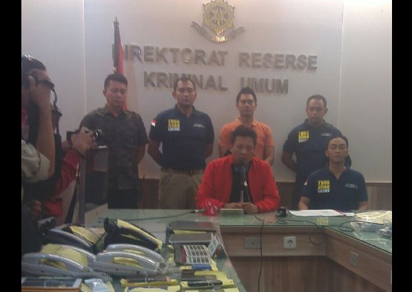 Polda Metro Blokir Rekening Judi Online Omzet Miliaran Jakarta