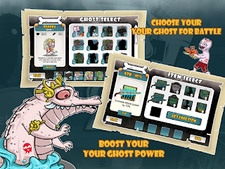 Ghost Battle 2 MOD v1.1.2 Apk (Unlimited Gold + Gems) Terbaru 2016 3