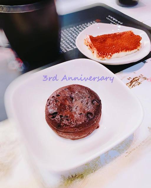 Reen Yu Vic Chou 3rd year anniversary