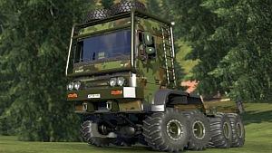 Army DAF Crawler