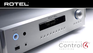 Control4 Certified Rotel Drivers