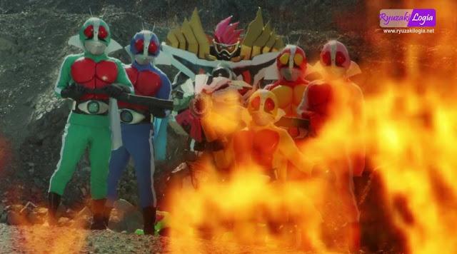Kamen Sentai GoRider Subtitle Indonesia