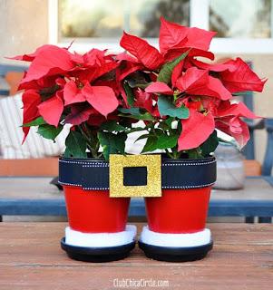 macetas-navideñas
