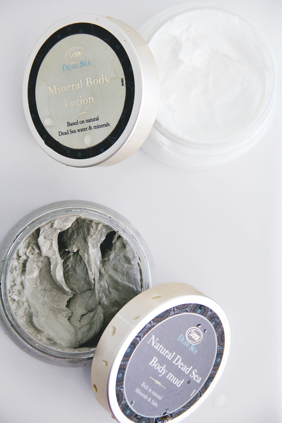 body mud lotion pflege