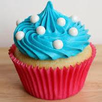 Kue Basahan Cupcake