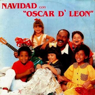 NAVIDAD CON OSCAR D' LEON (1989)