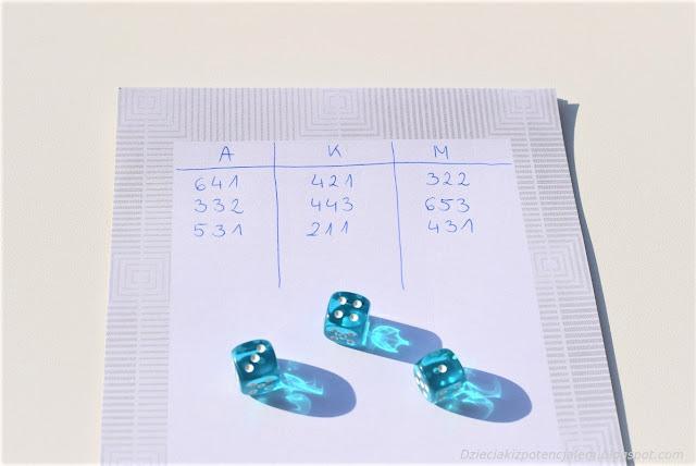 edukacyjna gra matematyczna