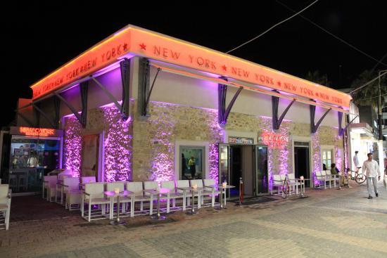 New York Beach Club, Creta
