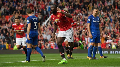 Highlight Man United 4-0 Everton, 17 September 2017