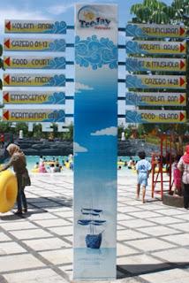 Tiket Masuk Teejay Waterpark Tasikmalaya