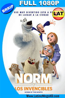 Norm y Los Invencibles (2016) Latino Full HD 1080P - 2016