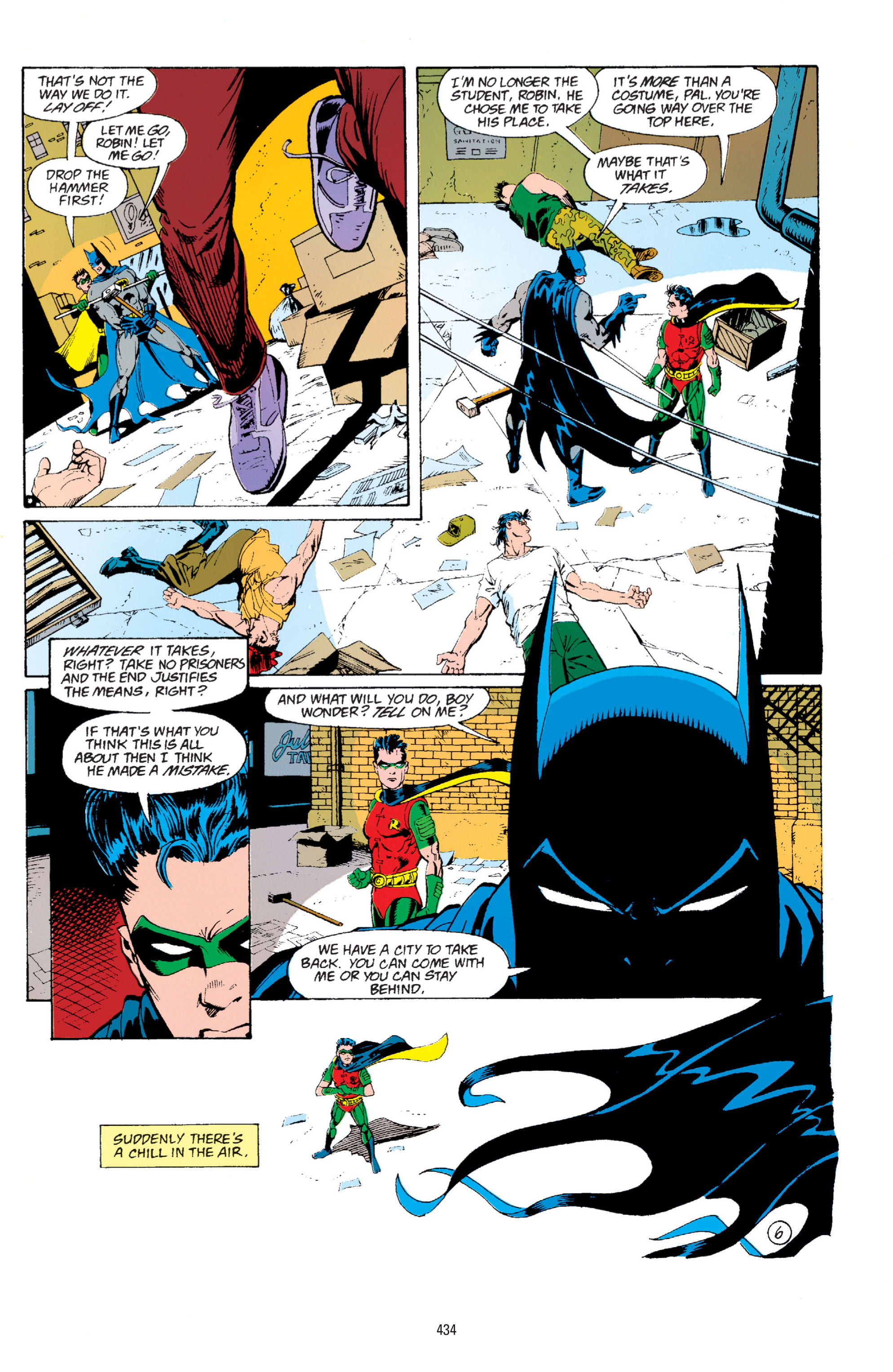 Detective Comics (1937) 665 Page 5