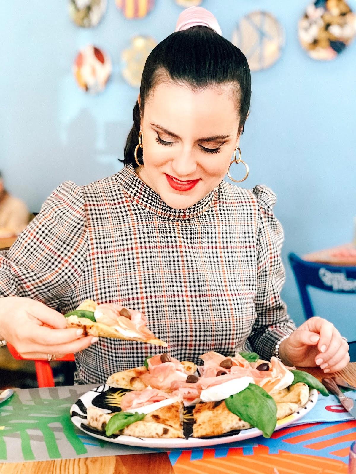 Dove mangiare a Milano una gustosa pizza gourmet? Capperi che pizza!!!
