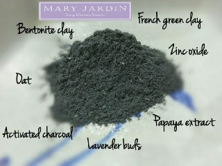 Ingredients Clay Mask