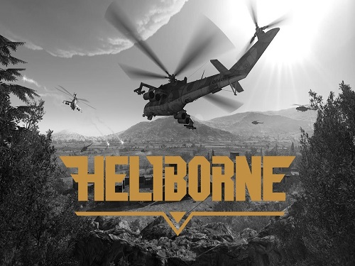 Heliborne Dragons Awakening Game Free Download