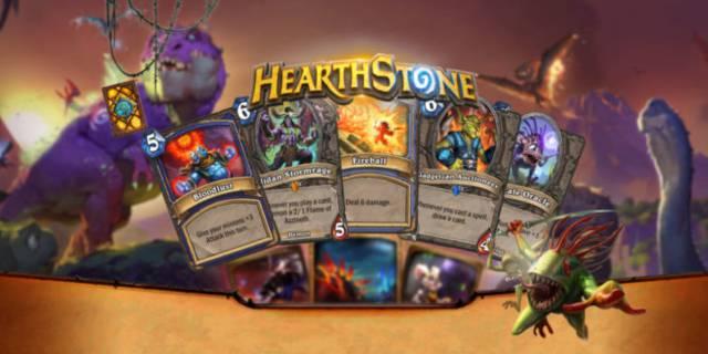 Hearthstone alcanzó los 100 millones de jugadores  !!