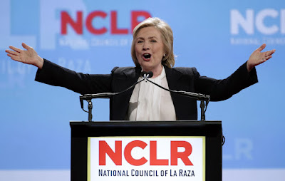 Hillary Clinton at the National Council of La Raza
