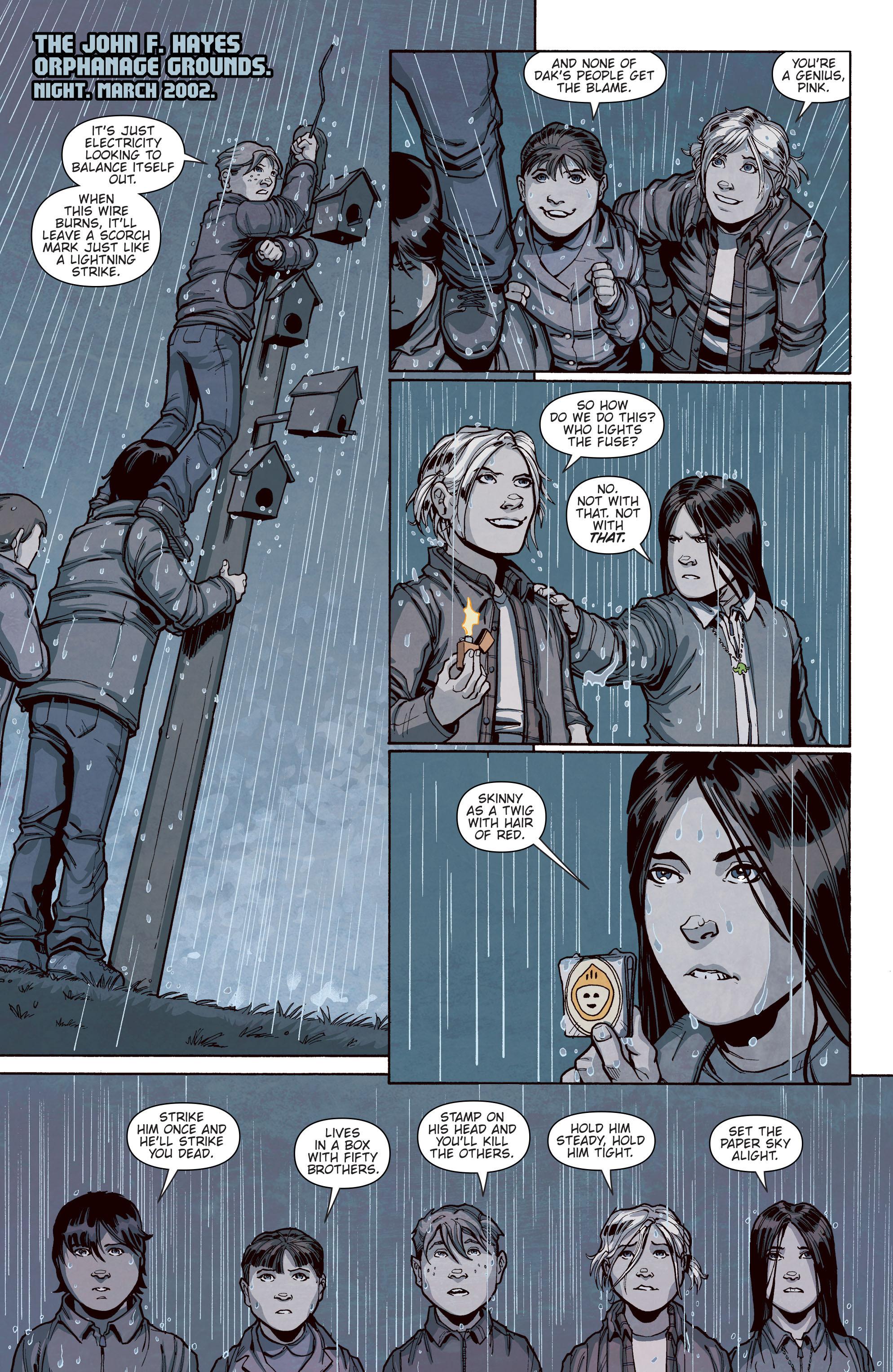 Read online Slash & Burn comic -  Issue #3 - 11