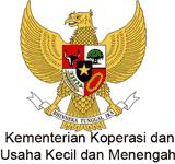 Logo Kementerian Koperasi dan UKM