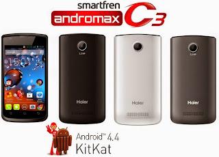Smartfreen Andromax C3