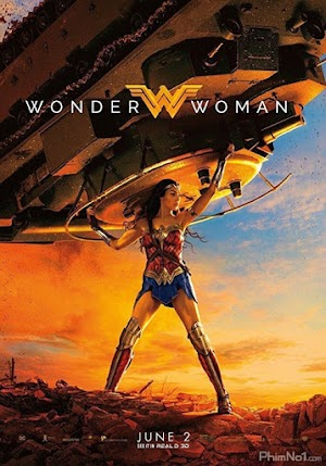 Phim Nữ Thần Chiến Binh - Wonder Woman (2017)