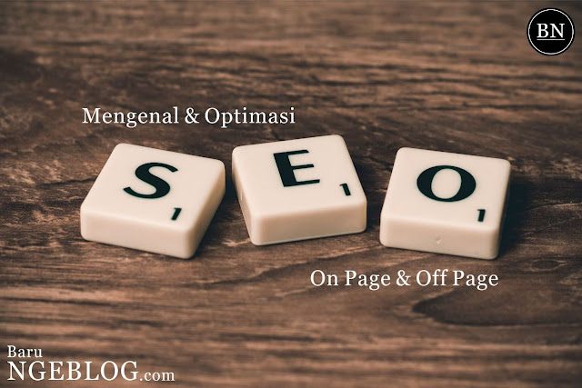 Optimasi SEO On Page & Off Page