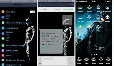 Batman Dark Knight Theme itz For Vivo