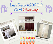 LUSH Decor $200 Gift Card Giveaway!